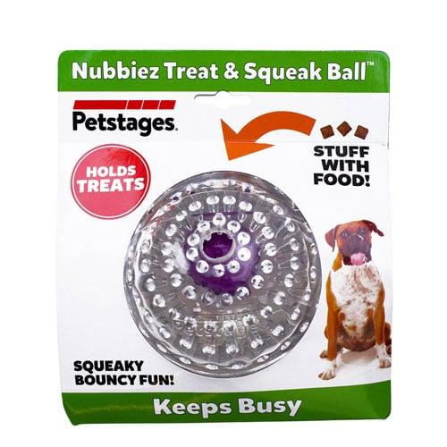 Petstages-Nubbies-Treat-SqueakBall