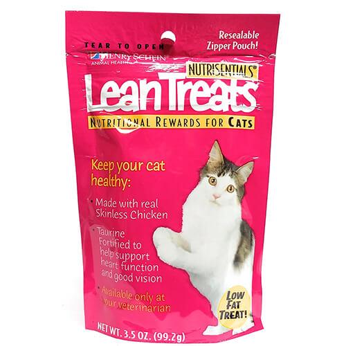 Lean Treats cat